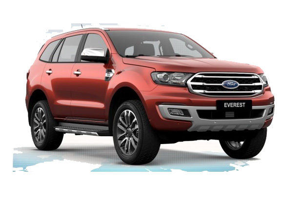 EVEREST AMBIENTE 2.0L 4X2 MT